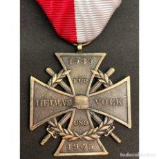 Militaria: MEDALLA CRUZ DE HONOR AUSTRIACA 1939 1945. Lote 179021746