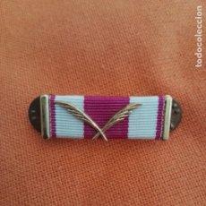 Militaria: PASADOR DE LA ENCOMIENDA DE SAN HERMENEGILDO. Lote 179028291