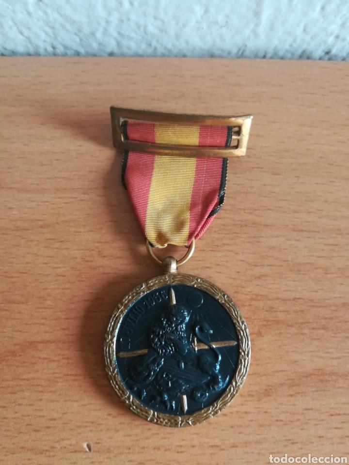 Militaria: Medalla 17 julio 1936 - Arriba España - Foto 2 - 179028351