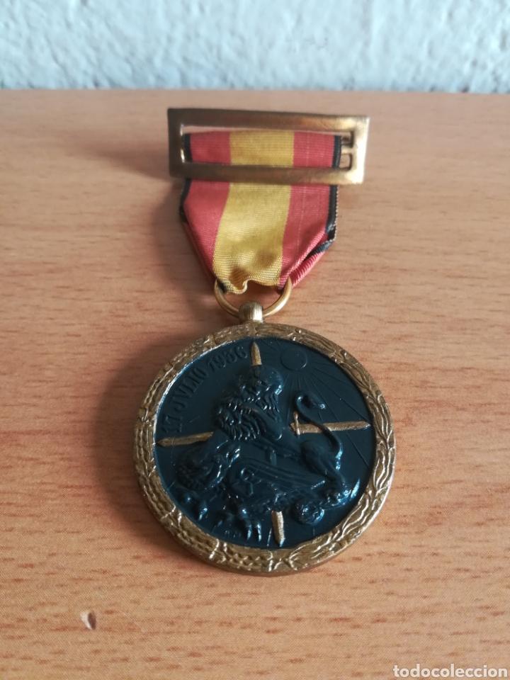Militaria: Medalla 17 julio 1936 - Arriba España - Foto 4 - 179028351
