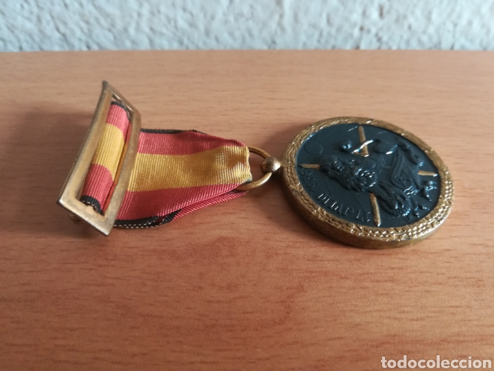 Militaria: Medalla 17 julio 1936 - Arriba España - Foto 6 - 179028351