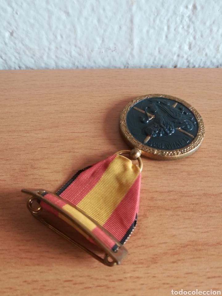 Militaria: Medalla 17 julio 1936 - Arriba España - Foto 7 - 179028351
