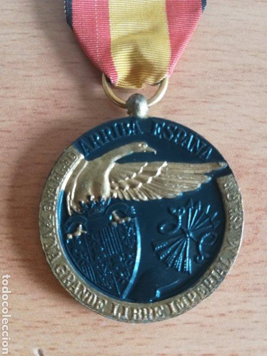 Militaria: Medalla 17 julio 1936 - Arriba España - Foto 13 - 179028351