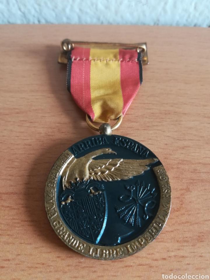 Militaria: Medalla 17 julio 1936 - Arriba España - Foto 14 - 179028351