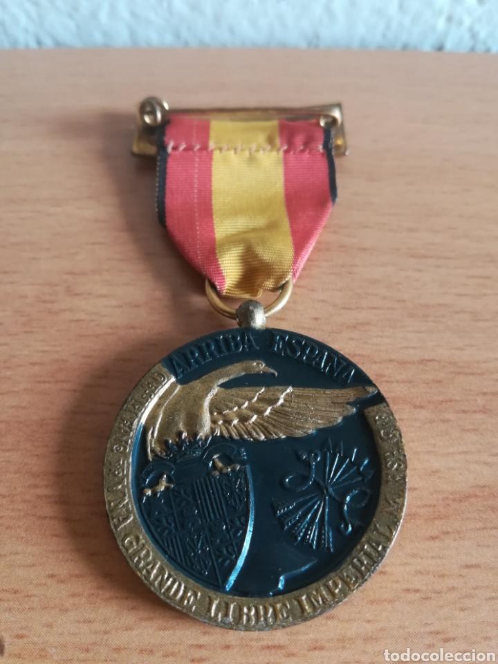 Militaria: Medalla 17 julio 1936 - Arriba España - Foto 20 - 179028351