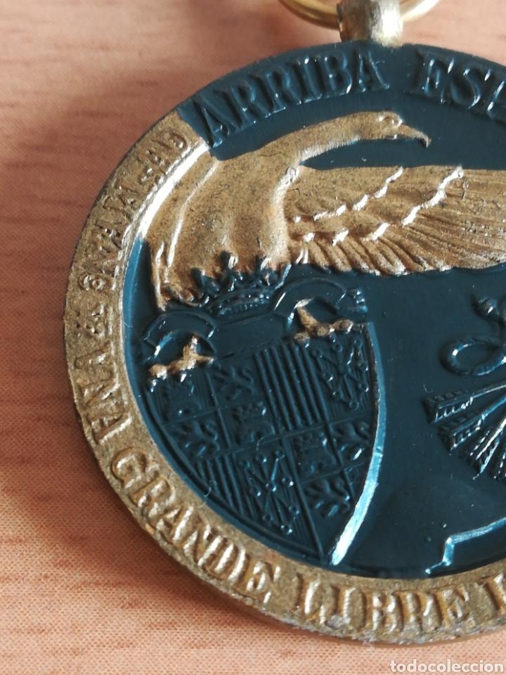 Militaria: Medalla 17 julio 1936 - Arriba España - Foto 22 - 179028351
