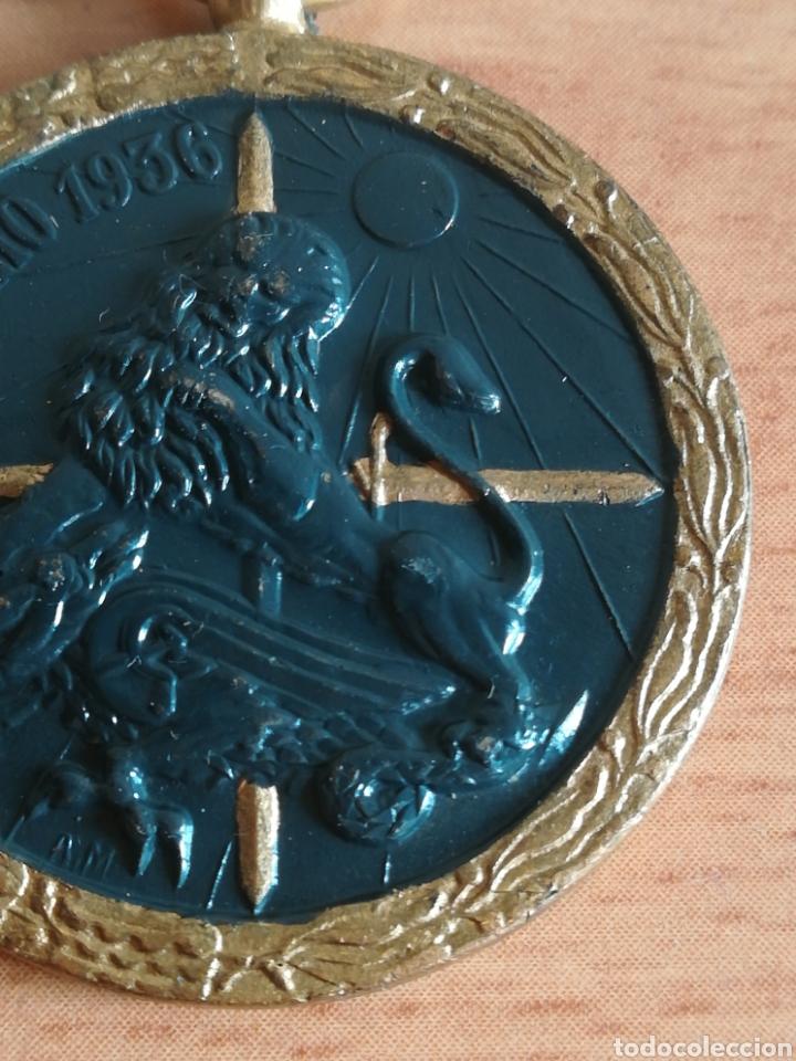 Militaria: Medalla 17 julio 1936 - Arriba España - Foto 24 - 179028351