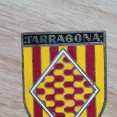 Militaria: PLACA PROVINCIAL OJE TARRAGONA - FRENTE JUVENTUDES O.J.E - EPOCA FRANCO.. Lote 179162357
