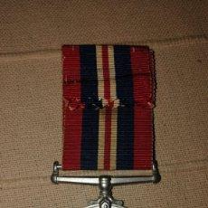 Militaria: WAR MEDAL 1939 - 1945 SEGUNDA GUERRA MUNDIAL. Lote 179170600