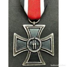 Militaria: MEDALLA CRUZ DE HIERRO SS DE SEGUNDA CLASE ALEMANIA NAZI TERCER REICH. Lote 214829332