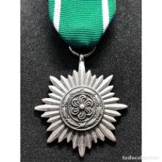 Militaria: MEDALLA DE LOS PUEBLOS DEL ESTE SIN ESPADAS OSTVOLKMEDAILLE SEGUNDA CLASE ALEMANIA NAZI TERCER REICH. Lote 179190976