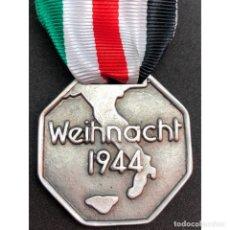 Militaria: MEDALLA WEIHNACHT 1944 I./O6OR ALEMANIA NAZI TERCER REICH ITALIA. Lote 179192938