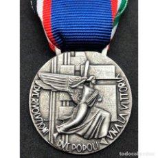Militaria: MEDALLA DEL EJE ROMA BERLIN 1941 ALEMANIA NAZI TERCER REICH ITALIA. Lote 179194662