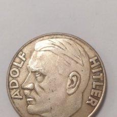Militaria: COPIA - MONEDA MEDALLA ALEMANIA GUERRA NAZI MILITAR REICH HITLER 1933 - MIDE 36 MM DIAMETRO. Lote 179240771