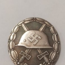 Militaria: COPIA - MONEDA MEDALLA ALEMANIA GUERRA NAZI MILITAR REICH HITLER - MIDE 42 X 38 MM . Lote 179250873