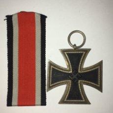 Militaria: CRUZ DE HIERRO SEGUNDA CLASE MARCADA. Lote 179335336