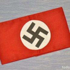 Militaria: BRAZALETE NSDAP-ALEMANIA NAZI. Lote 179386222