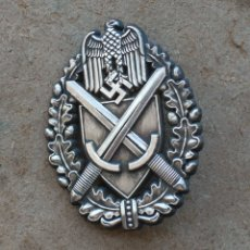Militaria: INSIGNIA CON ESPADAS .TERCER REICH. NAZI. Lote 180018005