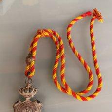 Militaria: MINISTERIO DE FOMENTO. ALFONSO XIII. PLATA. Lote 180124578