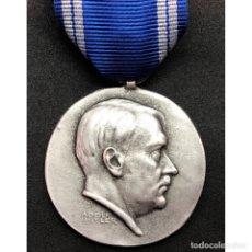 Militaria: MEDALLA CONMEMORATIVA ADOLF HITLER ALEMANIA NAZI TERCER REICH. Lote 180166412