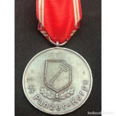 Militaria: MEDALLA 1 SS PANZER KORPS ALEMANIA NAZI TERCER REICH. Lote 180167130