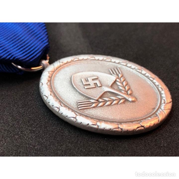 Militaria: MEDALLA DEL RAD Categoria plata Alemania Nazi Tercer Reich - Foto 3 - 180168428