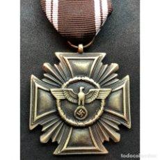 Militaria: MEDALLA POR 10 AÑOS EN EL PARTIDO NSDAP ALEMANIA NAZI TERCER REICH. Lote 180169022