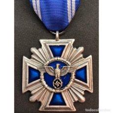 Militaria: MEDALLA POR 15 AÑOS EN EL PARTIDO NSDAP ALEMANIA NAZI TERCER REICH. Lote 180169153