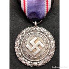 Militaria: MEDALLA POR LA DEFENSA AEREA 1938 LUFTSCHUTZ ALEMANIA NAZI TERCER REICH. Lote 234563795
