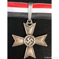 Militaria: CRUZ DE CABALLERO DE LA CRUZ AL MERITO MILITAR ALEMANIA NAZI TERCER REICH. Lote 180169908