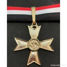 Militaria: CRUZ DE CABALLERO DE LA CRUZ AL MERITO MILITAR ALEMANIA NAZI TERCER REICH. Lote 180170096