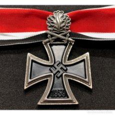 Militaria: CRUZ DE CABALLERO DE LA CRUZ DE HIERRO ALEMANIA NAZI TERCER REICH. Lote 180170411
