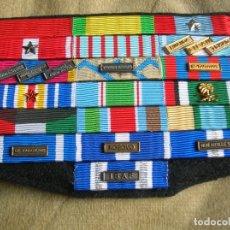 Militaria: BELLO PASADOR FRANCÉS. LEGION EXTRANJERA. GUERRA DEL GOLFO, EX-YUGOSLAVIA, KOSOVO, RWANDA. LIBANO.. Lote 180191403