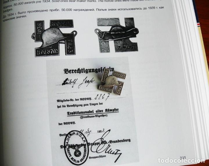 Militaria: insignia-pin waffen SS . tercer reich - Foto 3 - 176738949