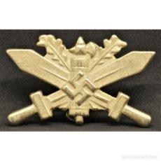 Militaria: INSIGNIA DE ENTRENAMIENTO EN LA WEHRMACHT CATEGORIA ORO ALEMANIA NAZI TERCER REICH. Lote 180264561