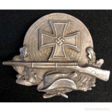 Militaria: INSIGNIA DE FRANCOTIRADOR DEL HEER ALEMANIA NAZI TERCER REICH WEHRMACHT. Lote 195309260