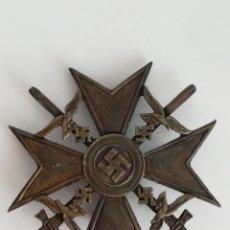 Militaria: CONDECORACIÓN LEGIÓN CONDOR SPANIENKREUZ CON ESPADAS - GUERRA CIVIL ESPAÑOLA. Lote 180269595