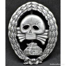 Militaria: INSIGNIA GRUPOS BLINDADOS LEGION CONDOR ALEMANIA NAZI TERCER REICH WEHRMACHT. Lote 190083911