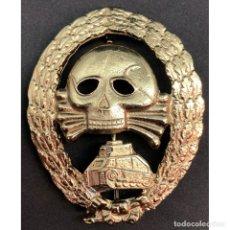 Militaria: INSIGNIA GRUPOS BLINDADOS LEGION CONDOR ALEMANIA NAZI TERCER REICH WEHRMACHT. Lote 180269665