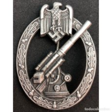 Militaria: DISTINTIVO LUCHA ANTIAERA FLAK ALEMANIA NAZI TERCER REICH WEHRMACHT. Lote 180270221