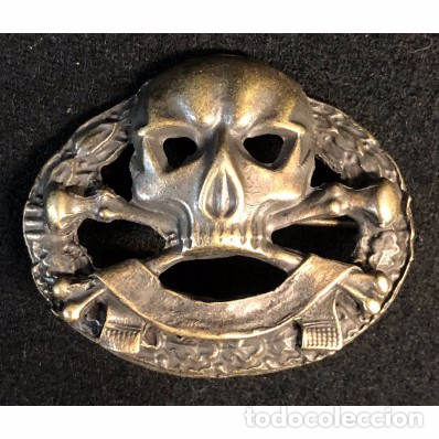 INSIGNIA DE LAS SS GONDRAND ALEMANIA NAZI TERCER REICH SCHUTZSTAFFEL (Militar - Reproducciones y Réplicas de Medallas )