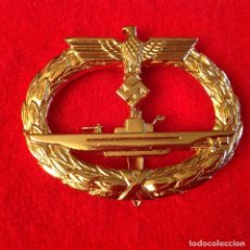 Militaria: MEDALLA ALEMANA II GUERRA MUNDIAL, 48X40 CM. LEYENDA POR DETRÁS MÚNICH 9. Lote 180473337
