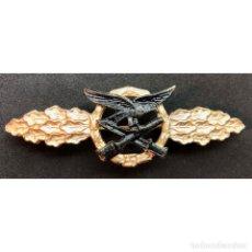 Militaria: PASADOR DE COMBATE CUERPO A CUERPO ALEMANIA NAZI TERCER REICH LUFTWAFFE. Lote 209775720