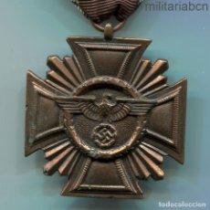 Militaria: ALEMANIA III REICH. CRUZ DE 10 AÑOS DE SERVICIO DEL NSDAP. . Lote 180910356