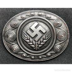 Militaria: INSIGNIA DEL RAD NSDAP ALEMANIA PARTIDO NAZI TERCER REICH. Lote 181071816