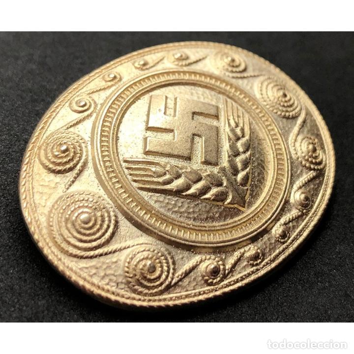 Militaria: INSIGNIA DEL RAD NSDAP Alemania Partido Nazi Tercer Reich - Foto 3 - 181071886