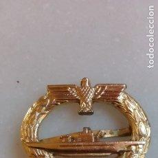 Militaria: MEDALLA UBOOT DE LA KRIEGSMARINE DESNAZIFICADA. Lote 181164603