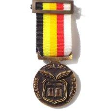 Militaria: AVIACIÓN.- MEDALLA COLEGIOS DE LORETO.. Lote 181348218