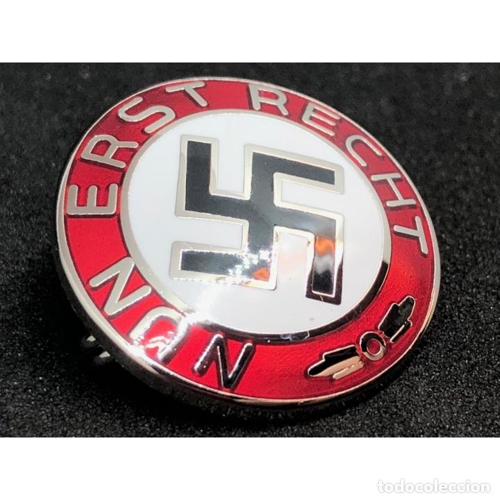INSIGNIA PIN DEL NSDAP JUN ERS RECHT ALEMANIA PARTIDO NAZI TERCER REICH (Militar - Reproducciones y Réplicas de Medallas )