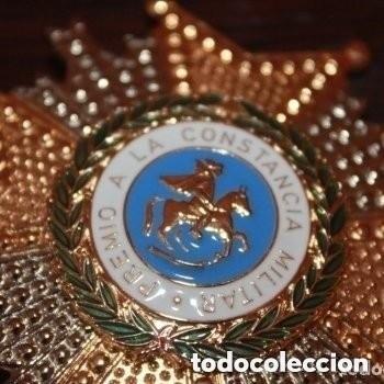 PLACA O MEDALLA DE ORDEN DE SAN HERMENEGILDO DE JUAN CARLOS I. ( ESTADO MUY BUENA ) (Militar - Medallas Españolas Originales )